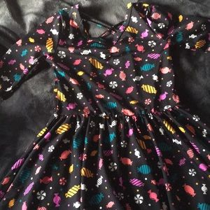 Dot dot smile girls dress size 5/6